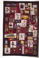 Tom's Quilt by Jean Fary Laury